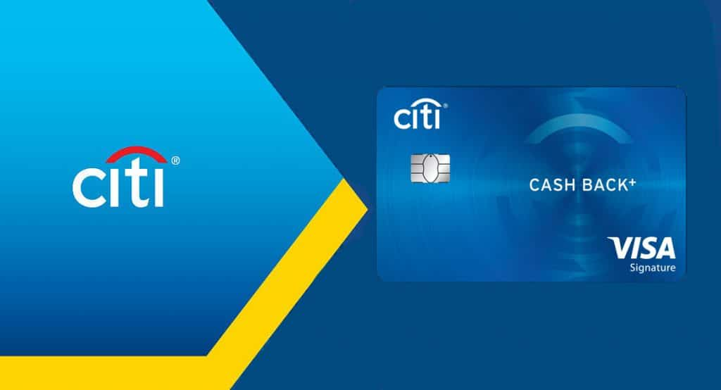 บัตรเครดิตซิตี้ แคชแบ็ก แพลตตินั่ม (Citi cash Back Platinum)