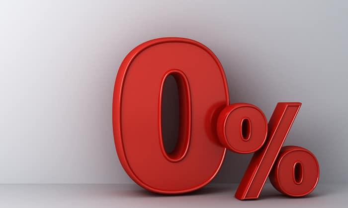 0 เปอร์เซ็นต์