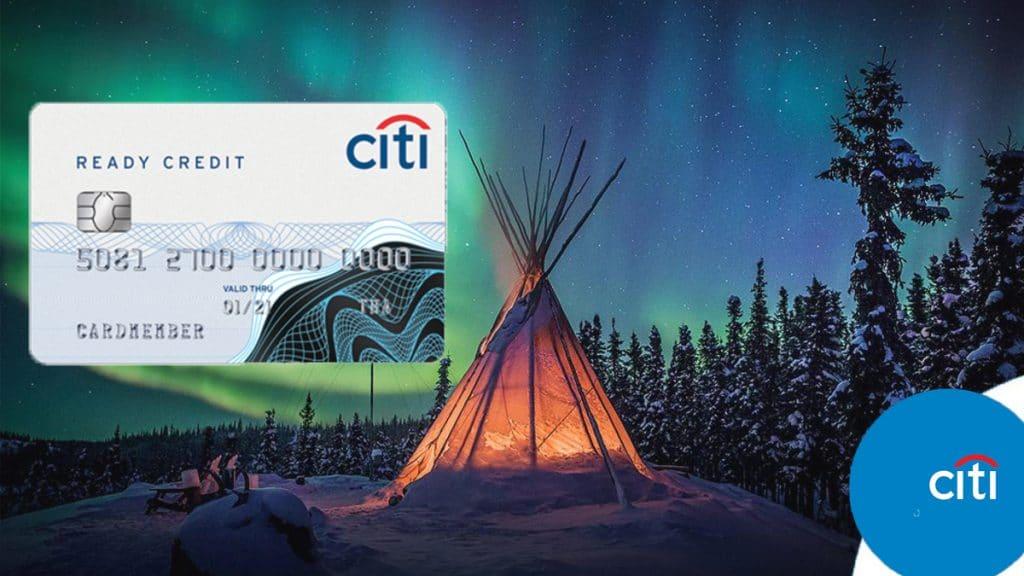 บัตรเครดิต Citi bank Ready Credit - ธนาคารซิตี้แบงก์