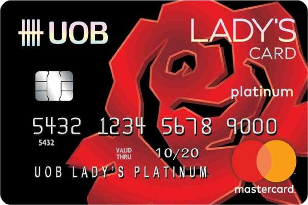 บัตรเครดิต UOB Lady's Card