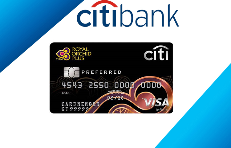 CITI ROYAL ORCHID PLUS PREFERRED