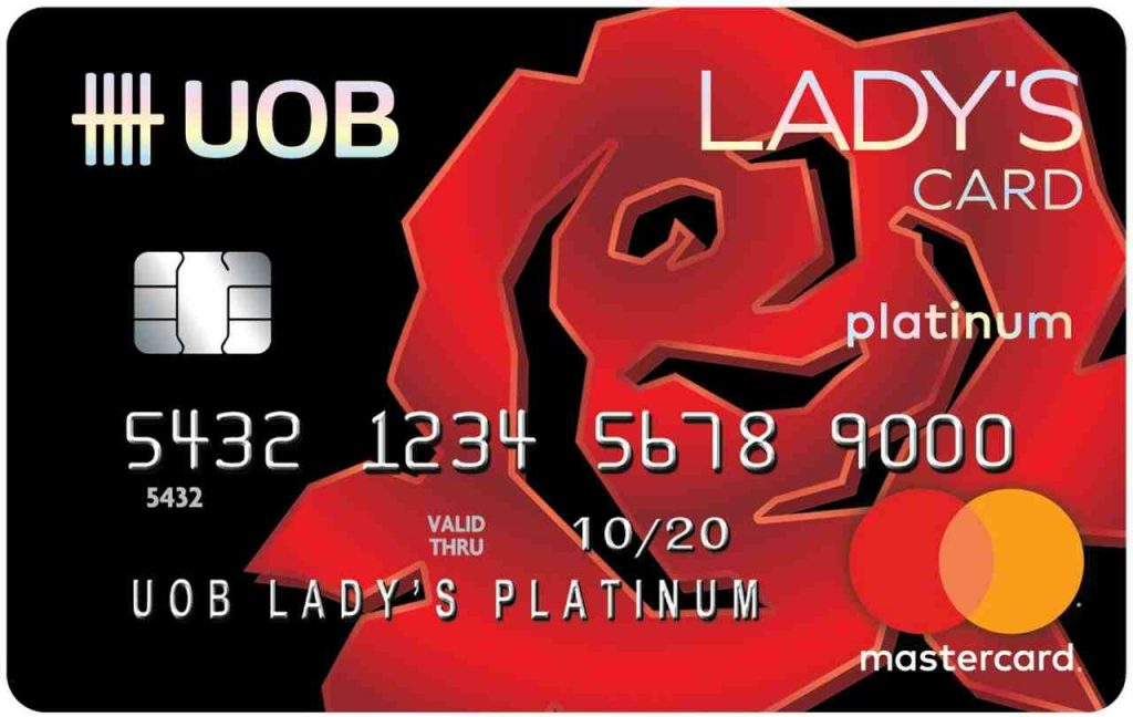 UOB - Lady's Card