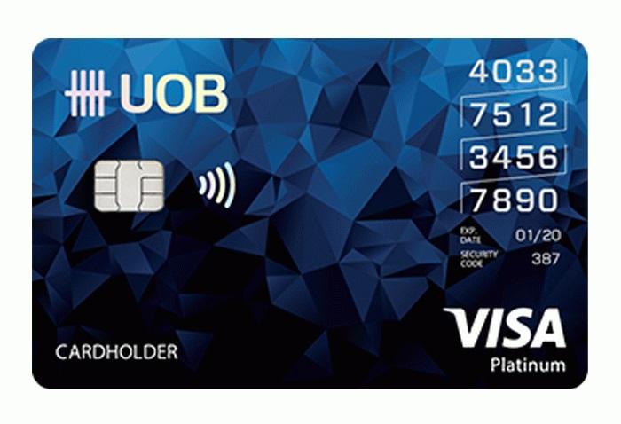 UOB - YOLO Platinum Card